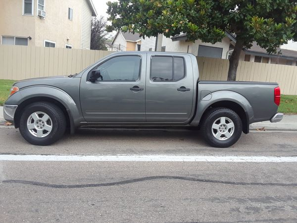 2005 nissan frontier automatic transmission