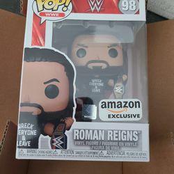 Roman Reigns Funko Pop Thumbnail