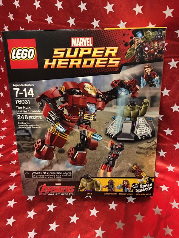 LEGO Marvel Superheroes HULKBUSTER for Sale in Phoenix, AZ - OfferUp