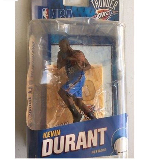 821a6cd9ffb Kevin Durant Action Figure. New. Never been open for Sale in Norwalk ...