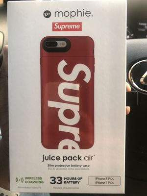 Supreme mophie new FW18 week 0 for Sale in Reisterstown, MD