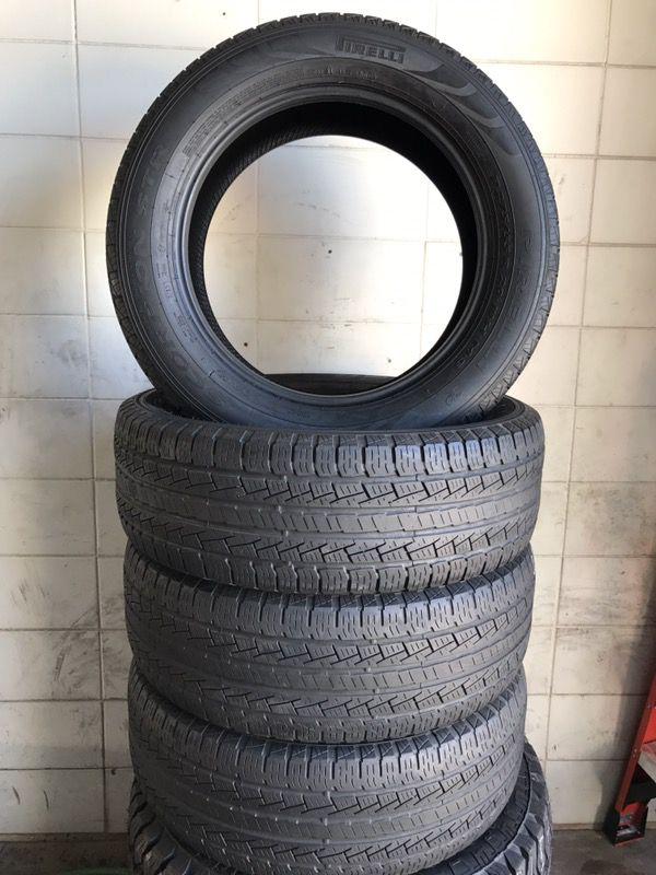 275-55-20 Michelin,Goodyear , Bridgestone