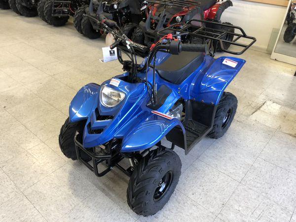 Kids Atv For Sale >> Kids Atv Quad 110cc Automatic New For Sale In Santa Clara Ca Offerup
