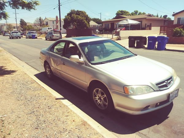 99 Acura 32 Tl For Sale In San Diego CA
