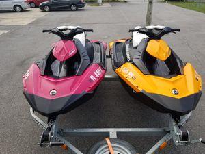 2014 SEADOO SPARK (BOTH) for Sale in Azalea Park, FL