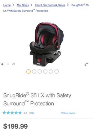 Graco Car Seat For Sale In Chicago IL