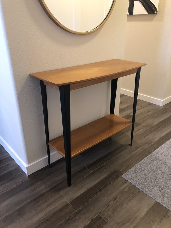 Admirable Ethan Allen Console Table Sofa Back Table For Sale In Inzonedesignstudio Interior Chair Design Inzonedesignstudiocom