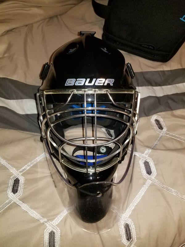 0ad6e2c4843 Bauer NME 8 goalie mask for Sale in Escondido