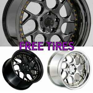 BUY AODHAN RIMS AND RECEIVE FREE TIRES ONLY 40$ DOWN PAYMENT / NO CREDIT CHECK FINANCE for Sale in Chicago, IL
