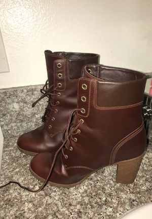 510f76cda8f0 Timberland Glancy Boots size 9 for Sale in West Covina