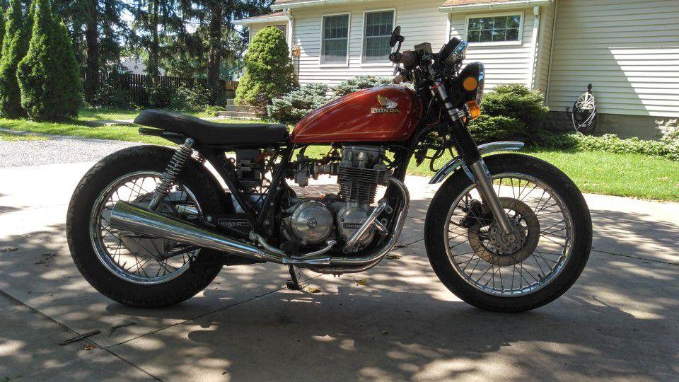 Photo 1981 Honda Cb650