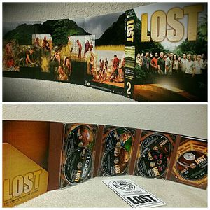 LOST Complete Season 2 for Sale in Houston, TX