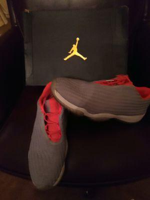 Jordan future grey sz 12 for Sale in Rustburg, VA