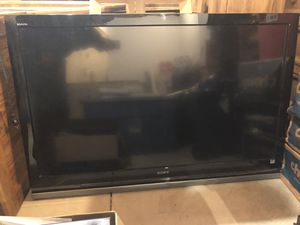 Sony Bravia 52' W Series LCD TV for Sale in Jefferson, MD