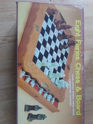Chess and Board for Sale in Manassas, VA