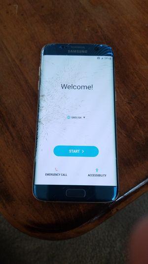 Samsung S7 edge ATT 175 OBO for Sale in Nokesville, VA