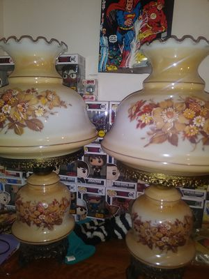Antique victorian lamps for Sale in Martinsburg, WV