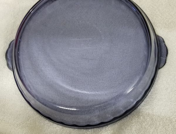 Purple Pyrex Pie Plate Household In Plano Tx Offerup