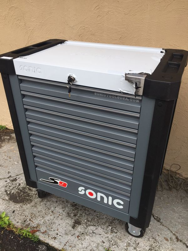 sonic tools 357pcs. toolbox w/tools (model:s9) for sale in marietta ...