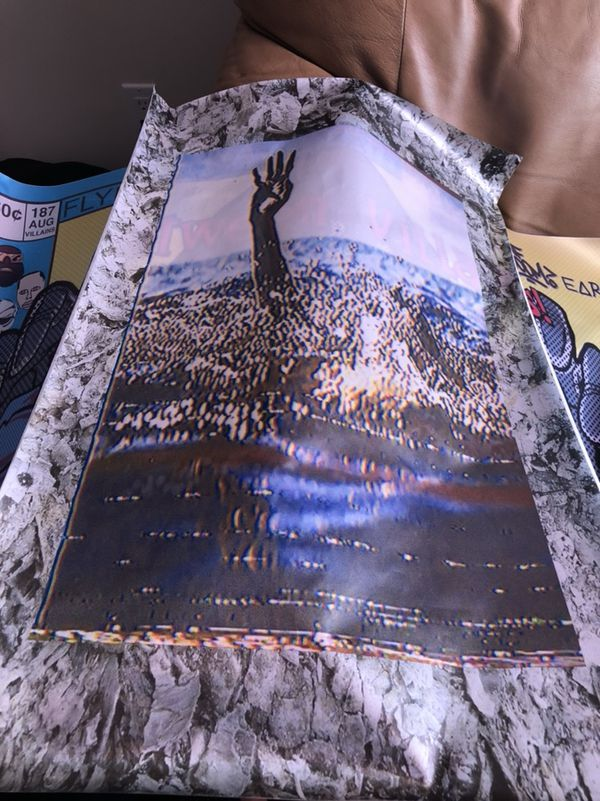 Uicideboys Album Cover Fabric Poster For Sale In Brooklyn Ny Offerup