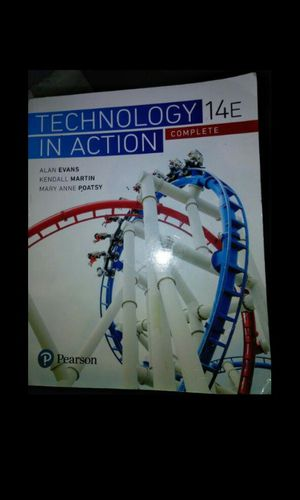 Technology intro to CGI college book for Sale in Tampa, FL
