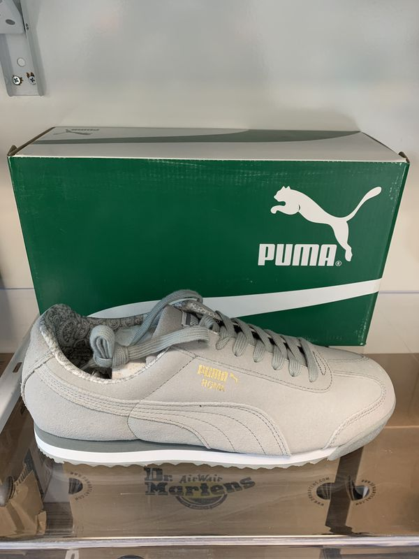 2e63548a Puma Roma Suede Paisley for Sale in Montclair, CA - OfferUp