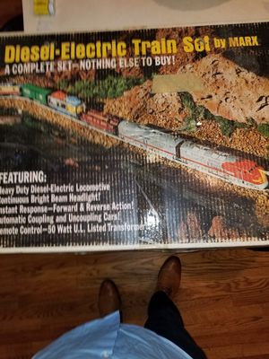 MARX train system for Sale in Germantown, MD