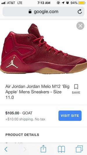 hot sale online 7862b eb2f8 Jordan Melo 12 for Sale in Beaverton, OR