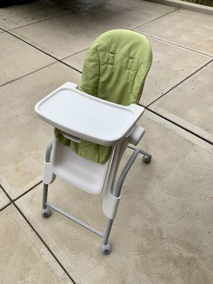 Photo Pick up today OXO Tot Seedling High Chair $35