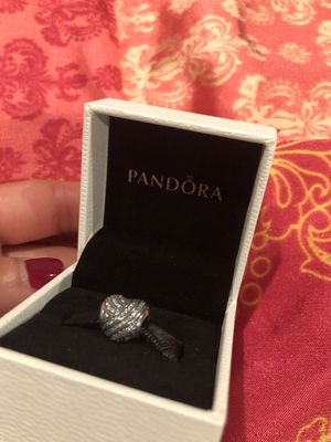 Brand new pandora diamond heart charm for Sale in Oxon Hill, MD