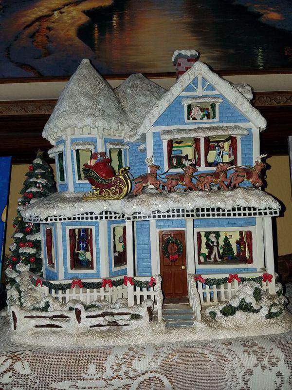 THOMAS KINKADE CHRISTMAS VILLAGE for Sale in Deltona, FL - OfferUp