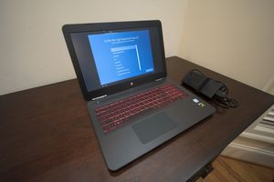 "HP Omen 15.6"" Gaming Laptop for Sale in Clarksburg, MD"