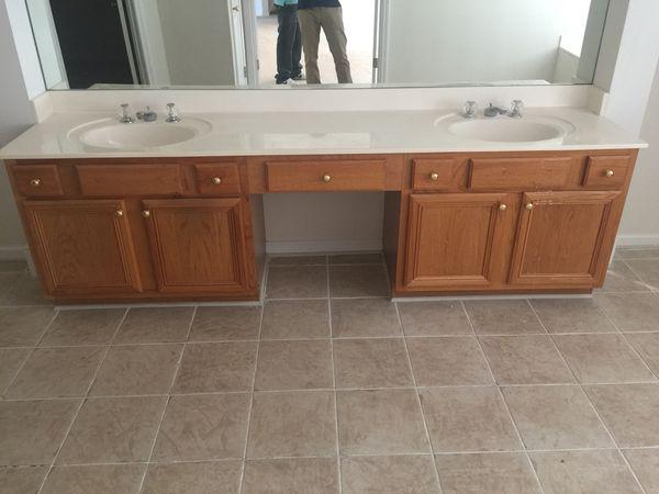 Two Bathroom Vanity Sets For Sale For Sale In Dunwoody GA OfferUp - Bathroom vanities san jose ca
