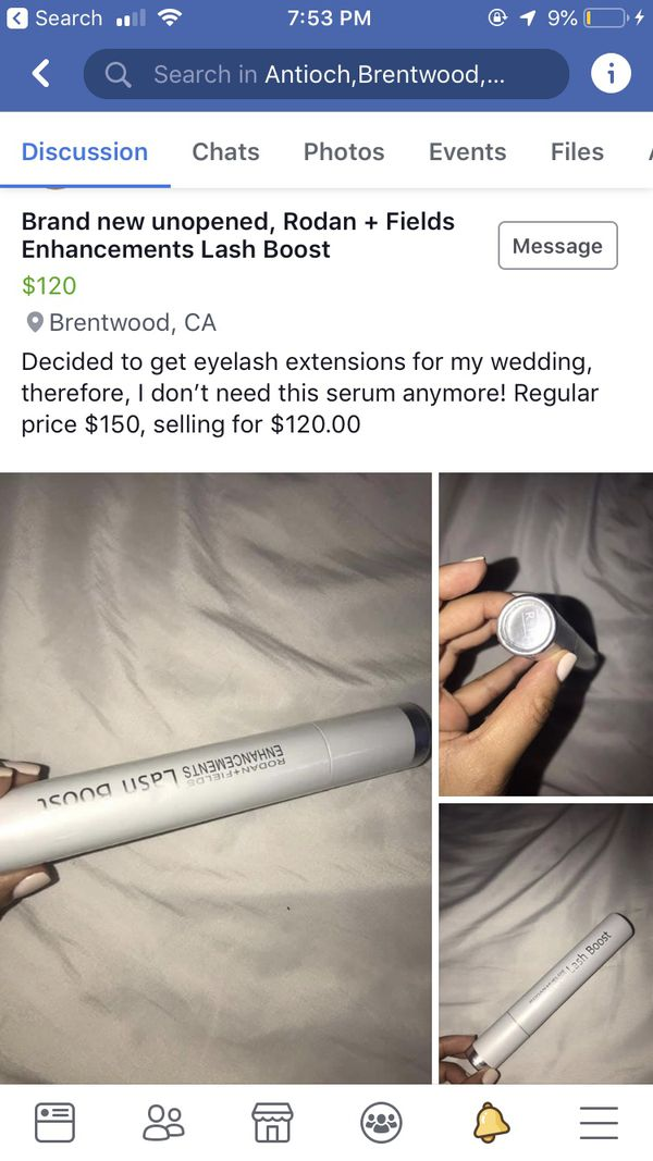 e73692ab21b New and Used Rodan fields for Sale in Vallejo, CA - OfferUp