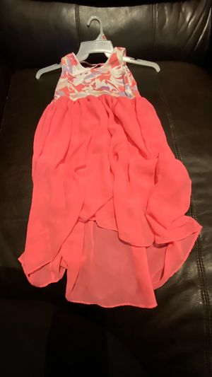 Photo Girls summer dress, size 10/12