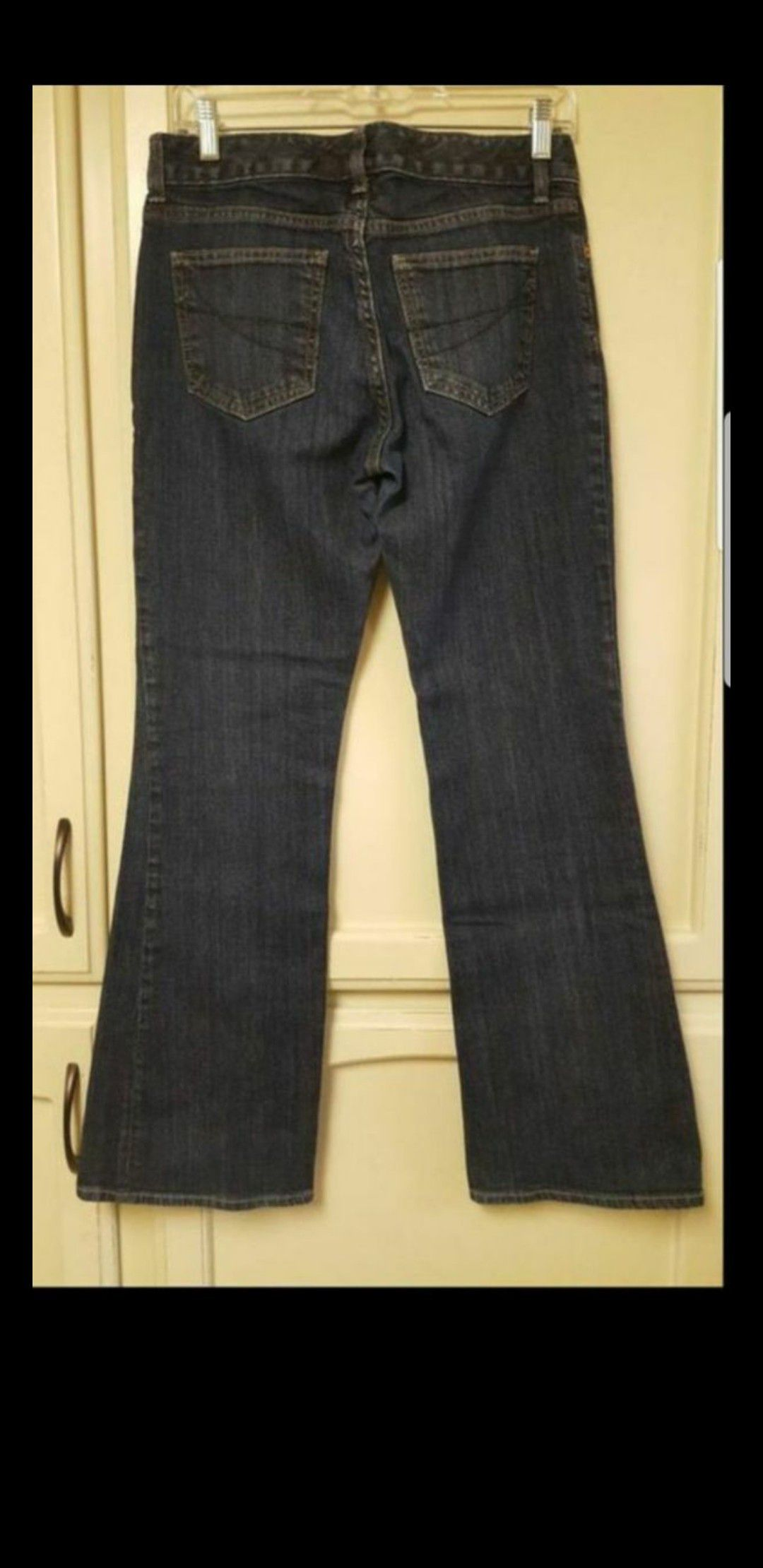 Jeans GAP Women's Curvy Low Rise Size 8