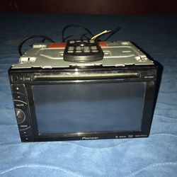 """Pioneer Corporation AVH-X2600BT 2-DIN Multimedia DVD Receiver with 6.1"""" WVGA Touchscreen Display MIXTRAX Bluetooth I also will trade for a Xbox One s  Thumbnail"""