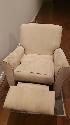 Fiber texture Rocking chair for Sale in Halethorpe, MD