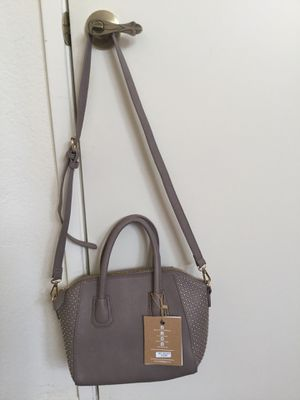 good looking latest trends classic shoes New Miztique vegan leather taupe purse for Sale in Temecula, CA - OfferUp