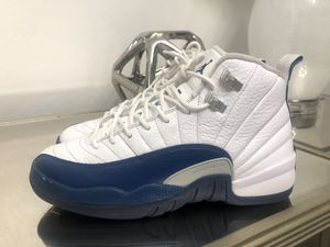 Air Jordan 12 Retro French Blue Size 6Y Fits A Women's Size 7.5 for Sale in Tolleson, AZ