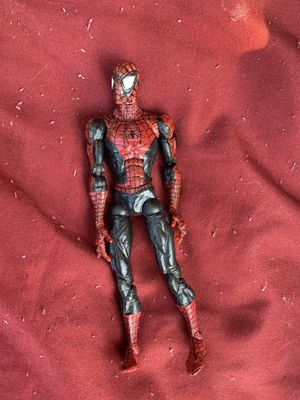 Super possible 6' figure Mcfarlane Marvel Legends Spider-Man for Sale in Sacramento, CA