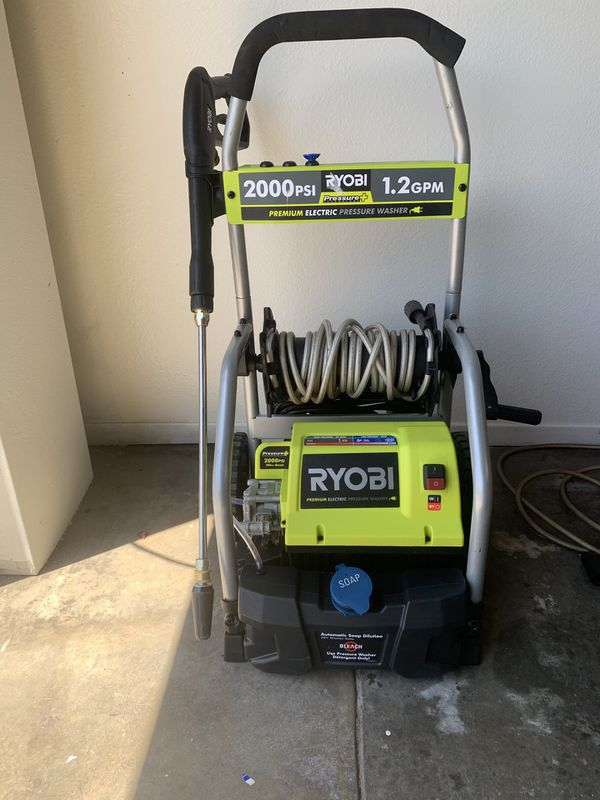 New and Used Pressure washer for Sale in Irvine, CA - OfferUp