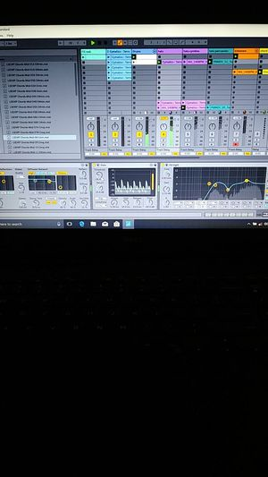 Dell inspiron nvs I7  With ableton live 10 installed l  Serum vst included  for Sale in Colorado Springs, CO - OfferUp