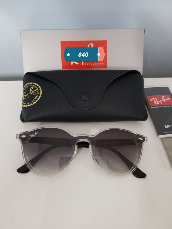 43dde476c4 Gafas de sol ray-ban 4380n blaze sunglasses for Sale in Miami, FL ...