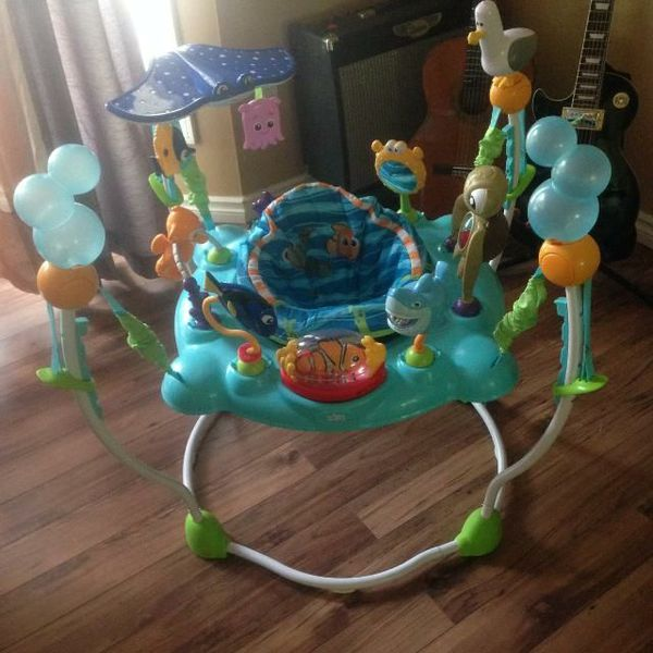 7a38fa85b Disney Finding Nemo Activity Jumper for Sale in Lubbock