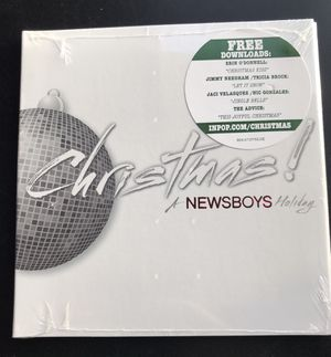 Christmas! A Newsboys Holiday CD *NEW* for Sale in Leesburg, VA