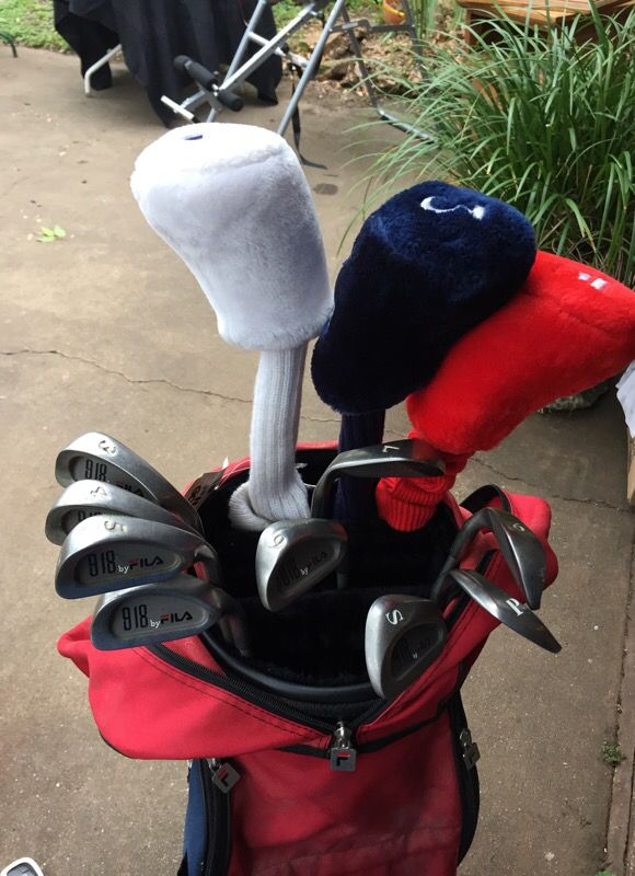 09012811fa69 Fila golf clubs for Sale in Austin