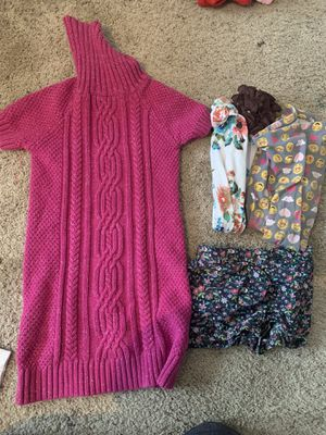 Photo 4T and 6T girls clothes