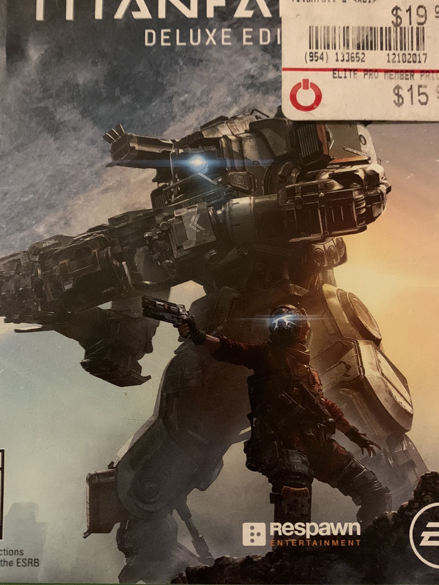 Titanfall 2 Deluxe Edition For XBox One