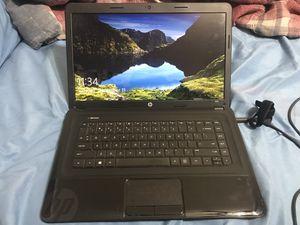 "15.6"" HP 2000 laptop 4GB Ram 500GB HDD 64bit Ops Windows 10 HDMI for Sale in Washington, DC"